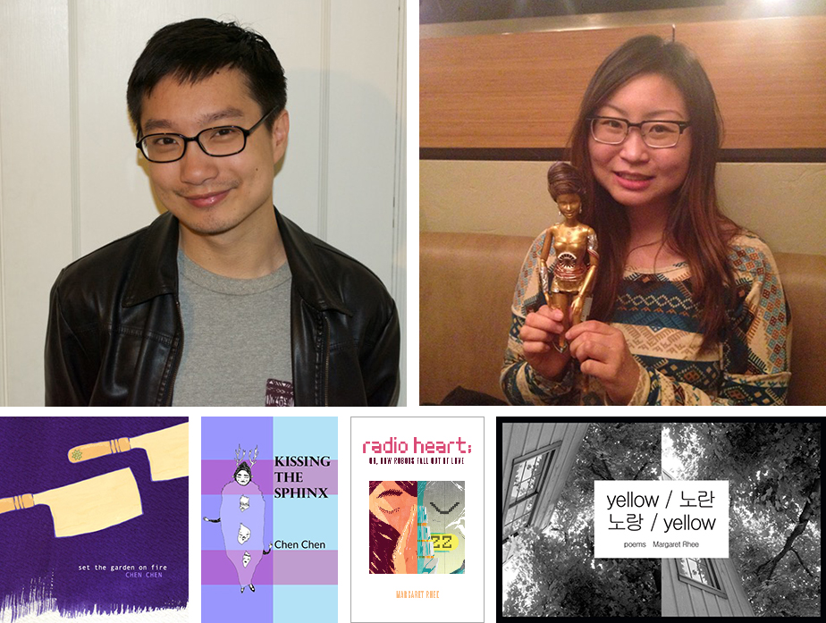 Chen Chen, Margaret Rhee, and Their Chapbooks