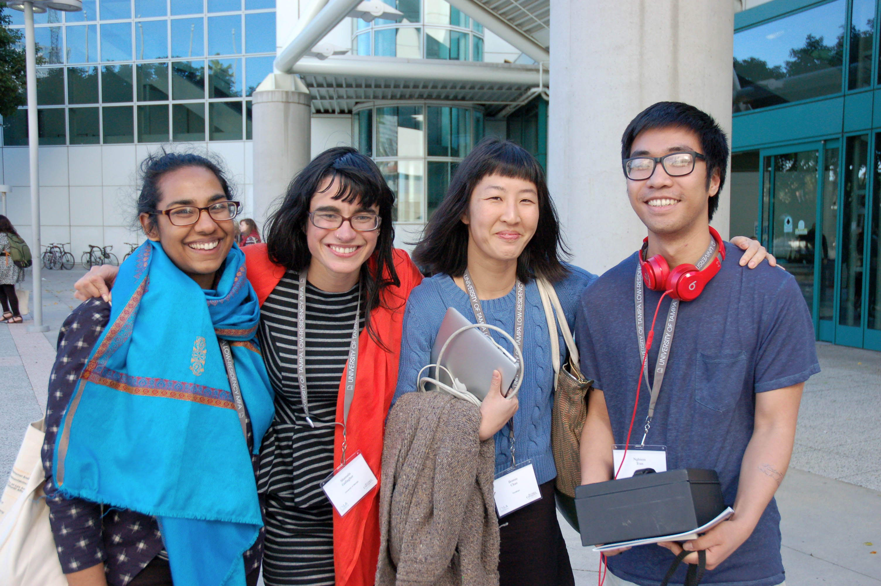 Friends from Kundiman at AWP