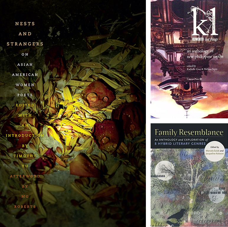 Anthologies: Editors' Corner: Three Anthologies Featuring