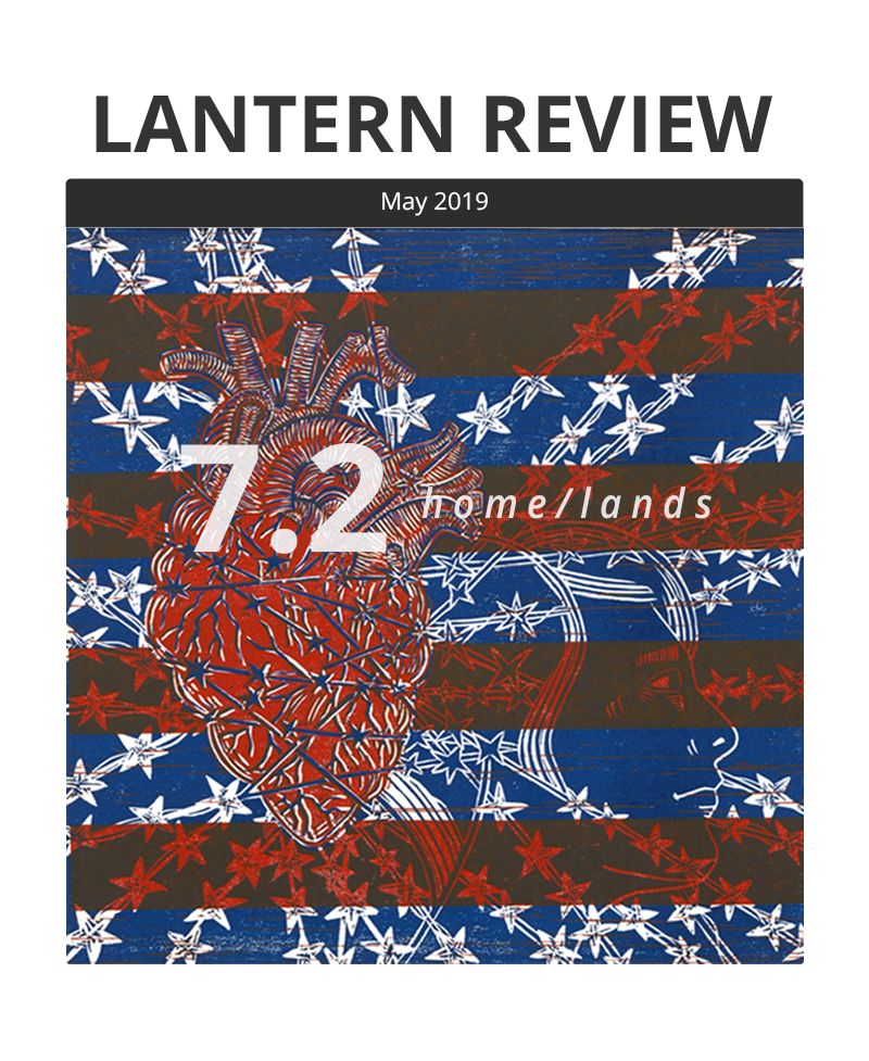 Cover of LANTERN REVIEW Issue 7.2