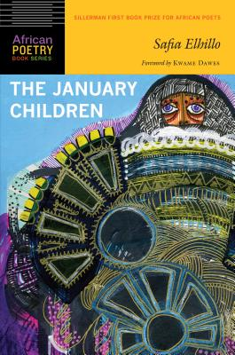 Cover image of THE JANUARY CHILDREN by Safia Elhillo