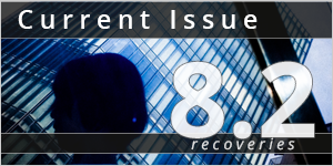 Current Issue: Issue 8.2, Recoveries