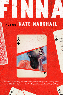 Cover image of FINNA by Nate Marshall
