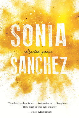 Cover image of Sonia Sanchez's COLLECTIVE POEMS